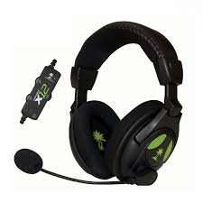 Turtle Beach X12 Gaming Headphones (Xbox 360 and PC) £22.99 @ Argos