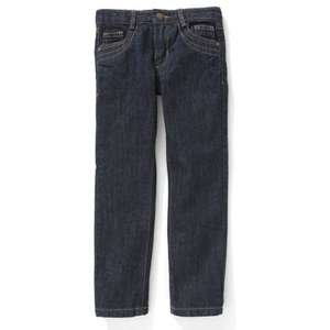 Girls Embroidered Straight 5-Pocket Jeans (age 5 -12 yrs) was £11 now £3.96 (with code) + Free C+C (Parcelshop) + Free Returns @ La Redoute (more in post)