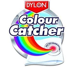 Dylon Colour Catcher sample