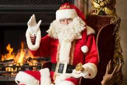 An Audience with Father Christmas £20 @ Castle Howard - Booking now open