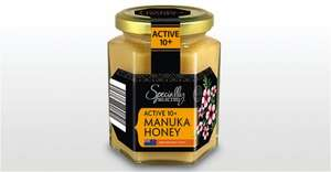 Manuka Type Honey (Aldi £3.49)