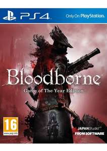 Bloodborne: Game of the Year Edition (PS4) - £27.85 Simply Games