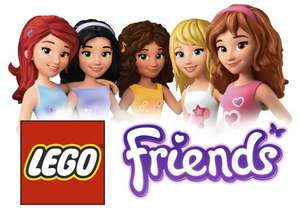 Collect 1500 Extra Clubcard Points WYS £75 on Lego Friends @ Tesco Direct (can be combined with £10 off £75 offer - basket needs to be £75+ after discount)