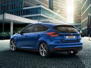 Ford Focus 1.5 TDCi 120 Zetec Navigation: Car Lease 24x £109.60 + £1495.20 initial rental. Total £4125.60 equivalent £171.90pm