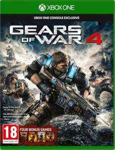 Gears Of War 4 Xbox One Pre-Order £37 @ Tesco Direct £5.00 off with code TDX-WFRX