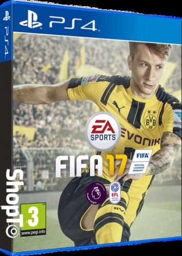 FIFA 17 + Fifa 17 FUT Pack Pre Order Bonus £39.85 @ Shopto.net.