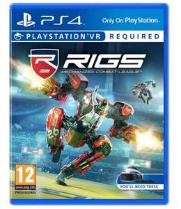 RIGS (PSVR) £35 @ Amazon