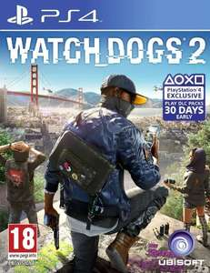 WatchDogs 2, Forza Horizon 3,Dead Rising 4,BF1,GoW4,WWE2K17 @ Amazon £37.00