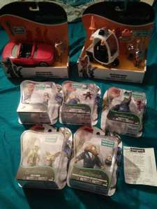 Zootropolis figures and vehicles from 99p in Home Bargains (Colchester)