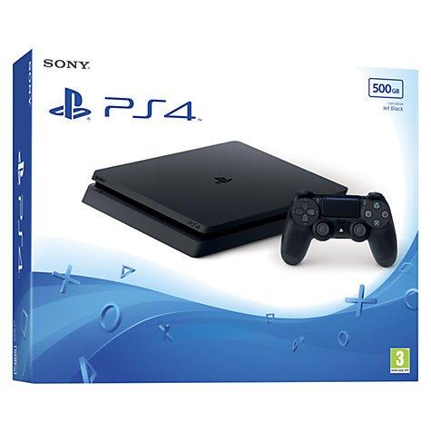 PlayStation 4 Slim 500GB - Tesco direct - £224