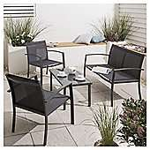 Edit 21/9 - Prices Dropped Further > Four Piece Charcoal Garden Lounge Set was £117.95 Del now £52.95 Del (with code) @ Tesco Direct (Hawaii Garden Furniture Set, 8 piece £52.95 Del + Lots more in comments)