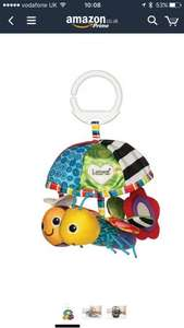 Lamaze Freddie's Garden Mini Mobile half price £5.99 (Prime) £9.98 (Non Prime) @ Amazon