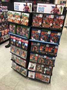 88 Films @ HMV (In store and Online) - 5 for £30