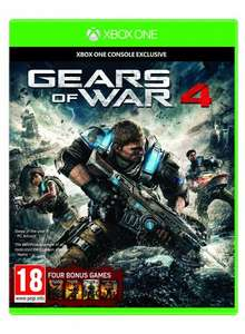 [Xbox One] Gears Of War 4 - £35.00 - Amazon/Tesco