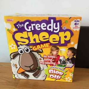 The Greedy Sheep Game (IDEAL) - Home Bargains - £4.99