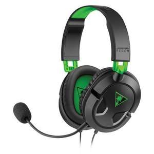 Turtle Beach Ear Force Recon 50X Headset Xbox One- £29.99 Free C/C or Del @ Smyths Toys
