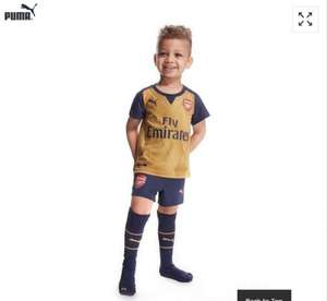 Puma Arsenal FC 2015 Away Kit Children £10 @ jd Sports - Free c&c