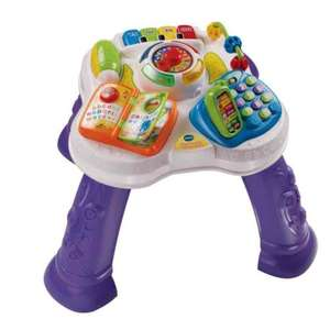 vtech play & learn activity table £18 at sainsburys Wakefield