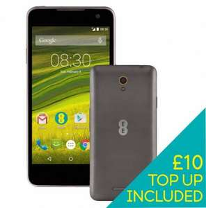 4G EE Harrier Mini with Wifi Calling including £10 topup £39.68 @ Amazon