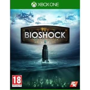 [Xbox One] Bioshock: The Collection (365Games Using Code 'SAVE10') £30.10