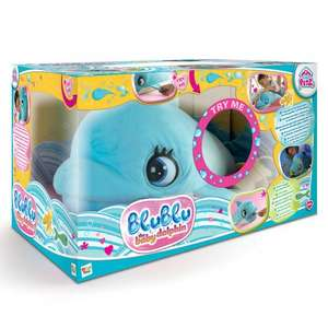 Blu Blu the Baby Dolphin £29.99 @ Home Bargains