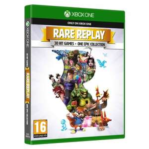 [Xbox One] Watch Dogs Complete Edition £11.69/Rare Replay £9.89//Recore £25.15/Witcher 3:GOTY £29.69/Destiny: The Collection £35.10(365Games Using Code 'SAVE10')