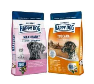 FREE Dog Food Sample  From Happy Dog UK