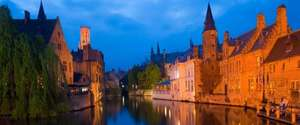 Hull to Bruges, Rotterdam or Amsterdam - Minicruises (3 days) Christmas Period £104 @ P&O