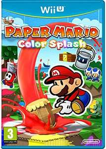 Paper Mario: Colour Splash on Base for £29.99