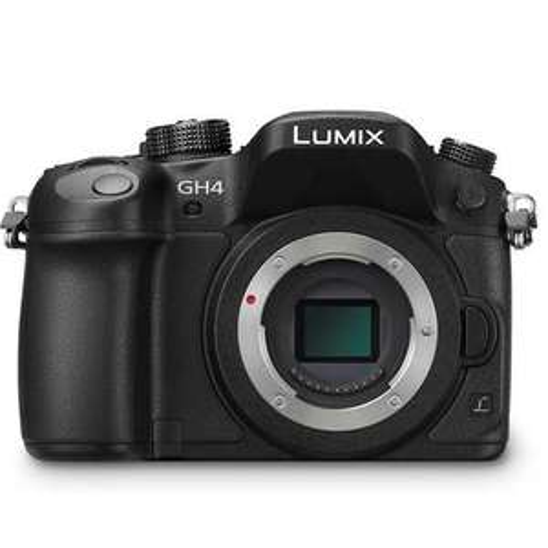 Panasonic LUMIX DMC-GH4 Compact System Camera Body £719 @ JESSOPS