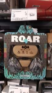 Marley Roar black wired headphones reduced to £8 - Asda in store only?