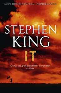 [Kindle Edition] Stephen King's IT & 5 more £1.99 Amazon