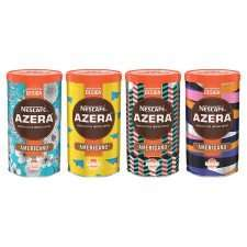 Nescafe Azera Americano, Intenso and Espresso Coffee 100G, reduced from £4.99 to £2.49  at Tesco