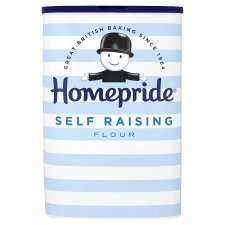 Homepride Self Raising Flour 1Kg £1 - 50p via checkoutsmart  Tesco