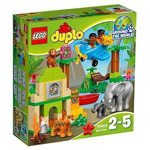 LEGO DUPLO Town 10804: Jungle Mixed £27.61 (Prime) @ Amazon