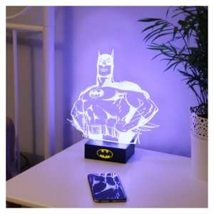 DC Comics Batman Hero Light £12.99 or £11.69 with code at Zavvi
