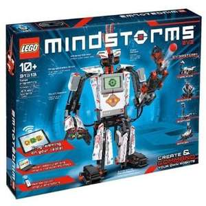 Lego 31313 Mindstorms EV3, £185, lowest ever price on Amazon - normally a good deal when you can get it at £210