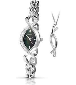 Sekonda Sparkle Ladies Watch Gift Set £22.99 Sold by tictocwatches and Fulfilled by Amazon
