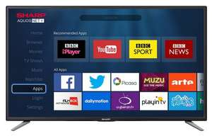 "sharp 32"" smart TV LC-32CHE6131K £154 @ Amazon"