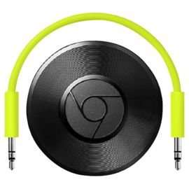 Google Chromecast Audio Media Streamer £20 - Free c&c @ TESCO