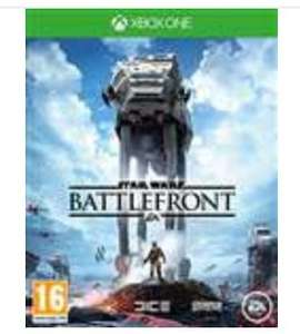 Star wars battlefront XBOX ONE (cex instore) £15.00