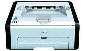 RICOH 213 mono laser wireless printer via Groupon £20.98 with code