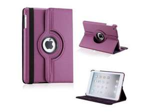 iPad Rotating Case with free stylus and screen protector £1.95 - £3.90 delivered @ Time 2technology