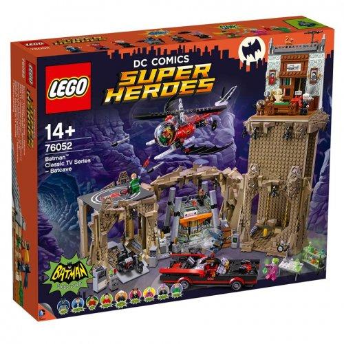LEGO DC Comics Super Heroes Batman Classic TV Series Batcave 76052 £163.99 @ Smyths