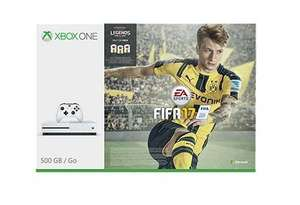 FIFA 17 500GB Xbox One S Console Bundle - £199.00 - Tesco Direct