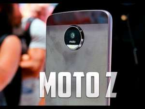 Moto Z 32GB £424.15 instead of 499.99 from Motorola