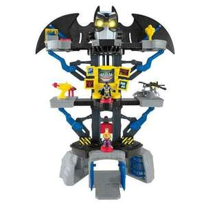 imaginext transforming batcave £44.99 at Amazon
