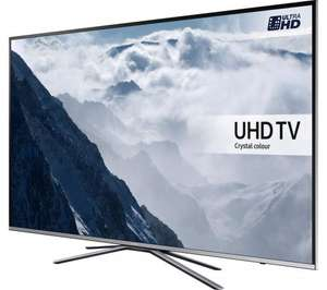 "SAMSUNG UE65KU6400 Smart 4K Ultra HD HDR 65"" LED TV  £1349 Currys"