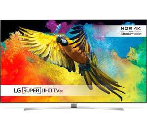 "LG 55UH950V Smart 3D 4k Ultra HD HDR 55"" LED TV £1449 Currys"