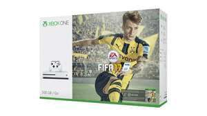Xbox One S 500GB + Fifa 17, Forza Horizon 3 and Overwatch £239 (after code) @ Tesco Direct